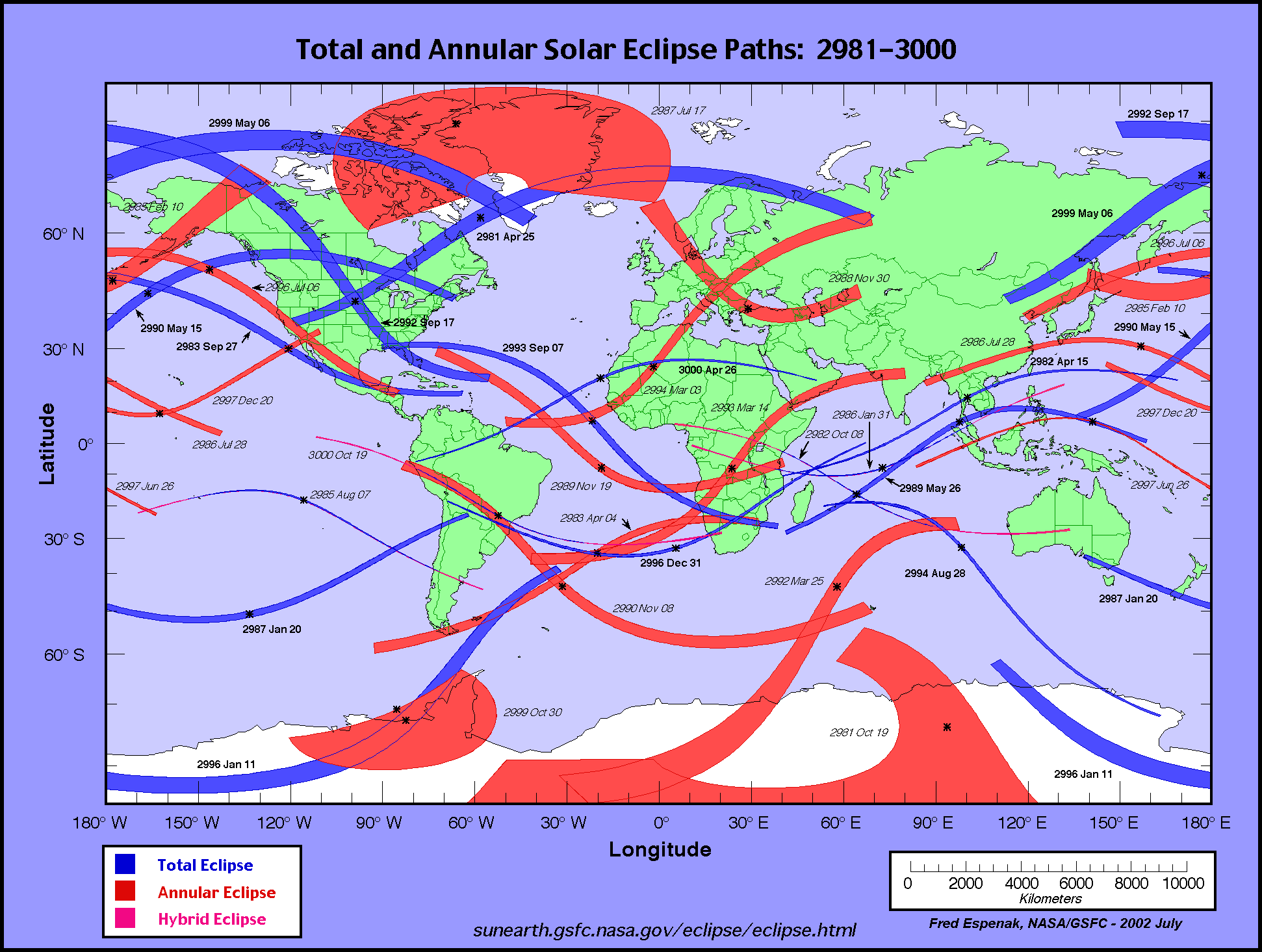 future for nasa world map - photo #5
